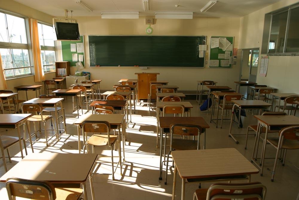 無料画像>放課後の教室のフリー素材 – 使える写真ギャラリーSothei