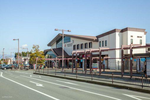 御殿場駅富士山口